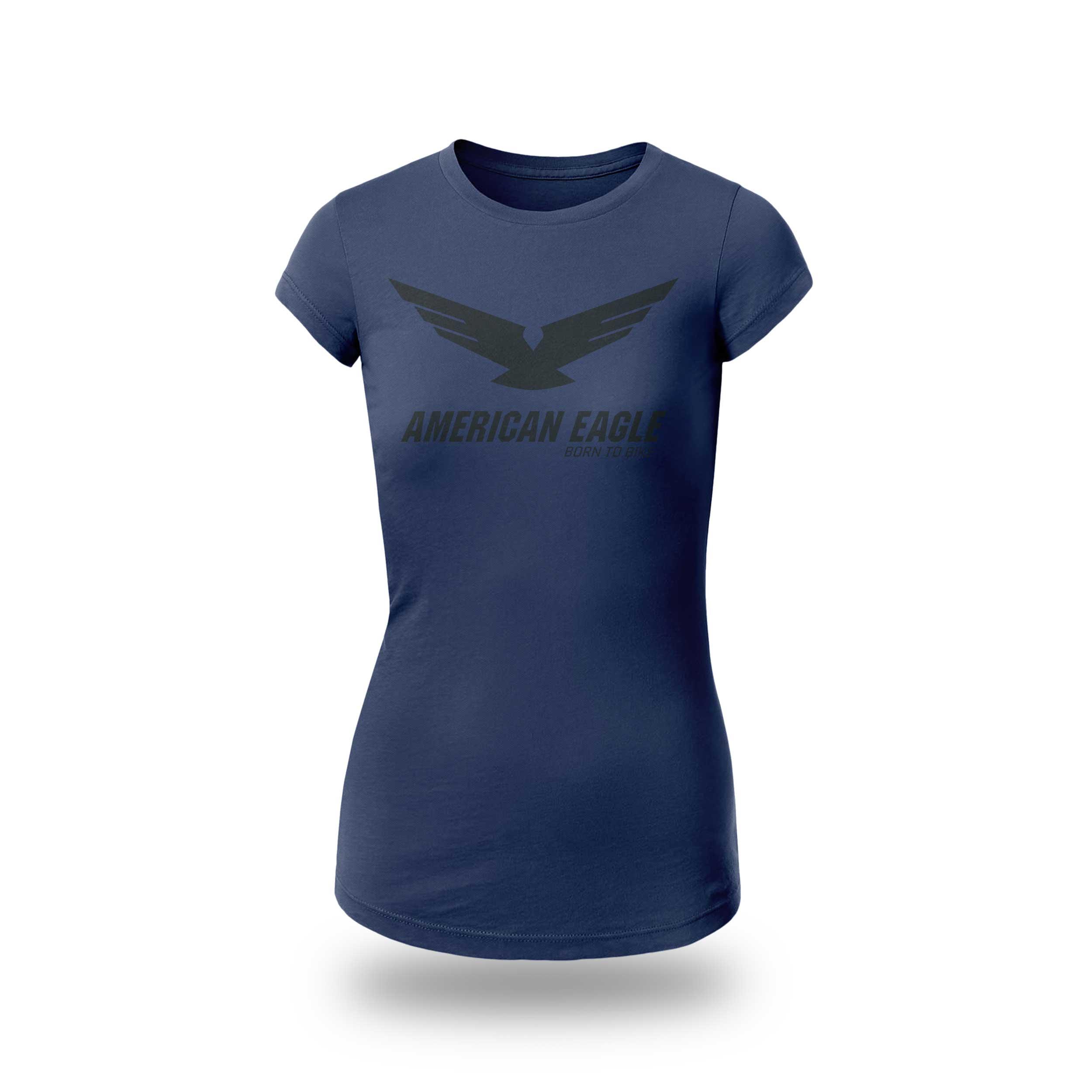 American eagle shirt ladies american eagle for Eagles t shirt womens